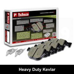 Reibung REI-BPDHDKV14070 Heavy Duty Kevlar Brake Pad Set Small Image
