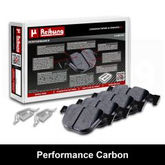 Reibung REI-BPDPFCA14070 Performance Carbon Brake Pad Set Small Image