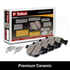 Reibung REI-BPDPMCM14070 Premium Ceramic Brake Pad Set Small Image