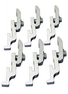 TruXedo TXO-1117457 TonneauMate® Tonneau Cover Clamp Kit Small Image