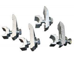 TruXedo TXO-1117459 TonneauMate® Tonneau Cover Clamp Kit Small Image