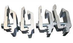 TruXedo TXO-1117460 TonneauMate® Tonneau Cover Clamp Kit Small Image