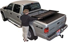 TruXedo TXO-790101 Deuce™ 2-in-1 Soft Roll-Up/Hinged Tonneau Cover Small Image
