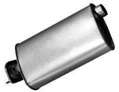 Walker WAL-18978 SoundFX® Direct Fit OEM Standard Oval Muffler Small Image