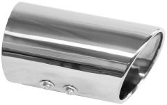 Walker WAL-36400 Chrome Exhaust Pipe Spout Small Image