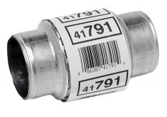 """Walker WAL-41791 Stainless Steel Exhaust Flex Connector - (1.75"""" ID, 1.75"""" OD, 4.12"""" Length) Small Image"""