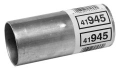 """Walker WAL-41945 Aluminized Steel Exhaust Pipe Connector - (2"""" ID, 2"""" OD, 4.5"""" Length) Small Image"""
