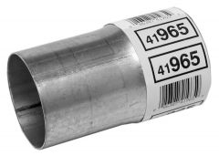 """Walker WAL-41965 Aluminized Steel Exhaust Pipe Connector - (2.5"""" ID, 2.5"""" OD, 4.5"""" Length) Small Image"""
