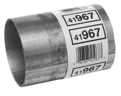 """Walker WAL-41967 Aluminized Steel Exhaust Pipe Connector - (2.75"""" ID, 2.75"""" OD, 4"""" Length) Small Image"""