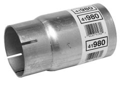 """Walker WAL-41980 Heavy Duty Exhaust Pipe Reducer - (3"""" ID, 3.5"""" OD, 6"""" Length) Small Image"""