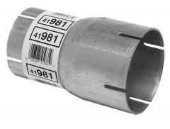 """Walker WAL-41981 Heavy Duty Exhaust Pipe Reducer - (3.5"""" ID, 3"""" OD, 6"""" Length) Small Image"""