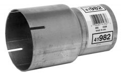 """Walker WAL-41982 Heavy Duty Exhaust Pipe Reducer - (3.5"""" ID, 3"""" OD, 6"""" Length) Small Image"""