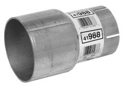 """Walker WAL-41988 Heavy Duty Exhaust Pipe Reducer - (4"""" ID, 3"""" OD, 6"""" Length) Small Image"""