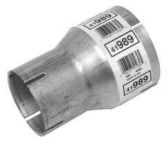 """Walker WAL-41989 Heavy Duty Exhaust Pipe Reducer - (4"""" ID, 3"""" OD, 6"""" Length) Small Image"""