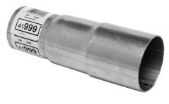 """Walker WAL-41999 Heavy Duty Exhaust Pipe Reducer - (2.75"""" ID, 2.5"""" OD, 8"""" Length) Small Image"""