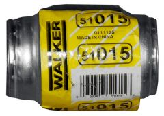 """Walker WAL-51015 Exhaust Flex Connector - (2"""" ID, 2"""" OD, 4"""" Length) Small Image"""