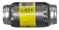 """Walker WAL-51021 Exhaust Flex Connector - (2"""" ID, 2"""" OD, 6"""" Length) Small Image"""