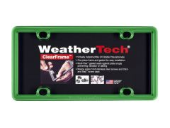 WeatherTech WTD-8ALPCF11 License Plate Frame Small Image