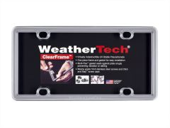 WeatherTech WTD-8ALPSS1 License Plate Frame Small Image