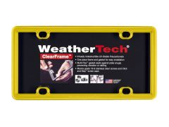 WeatherTech WTD-8ALPCF14 License Plate Frame Small Image