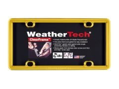 WeatherTech WTD-8ALPCF17 License Plate Frame Small Image