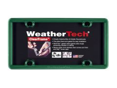 WeatherTech WTD-8ALPCF18 License Plate Frame Small Image