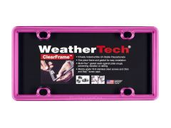 WeatherTech WTD-8ALPCF3 License Plate Frame Small Image