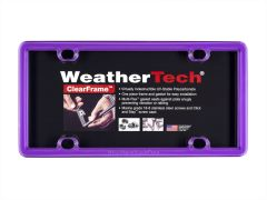 WeatherTech WTD-8ALPCF5 License Plate Frame Small Image