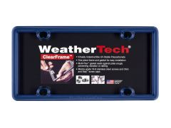 WeatherTech WTD-8ALPCF7 License Plate Frame Small Image