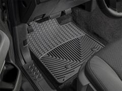 WeatherTech WTD-W99-W100 Front and Rear Rubber Mats Small Image