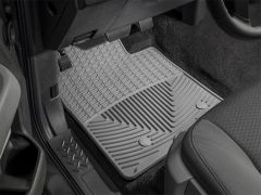WeatherTech WTD-W99GR-W100GR Front and Rear Rubber Mats Small Image