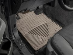 WeatherTech WTD-W99TN-W100TN Front and Rear Rubber Mats Small Image