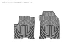 WeatherTech WTD-W98GR Front Rubber Mats Small Image