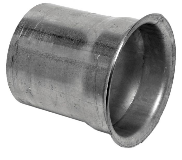 Flared Exhaust Pipe Adapter