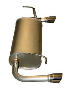 Bosal BSL-145-127 Direct Fit Muffler Small Image