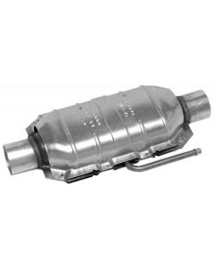 "Walker WAL-15043 Standard Universal Oval Federal Catalytic Converter - (3"" IN/3"" OUT) Small Image"