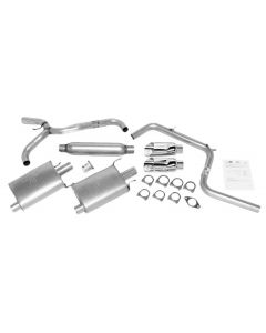 DynoMax WAL-19363 Super Turbo™ Cat-Back Dual Exhaust System Small Image