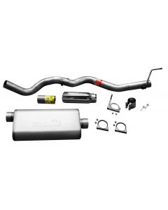 DynoMax WAL-19413 Ultra Flo™ Welded Cat-Back Single Exhaust System Small Image
