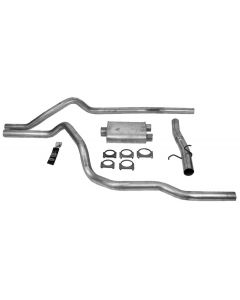 DynoMax WAL-19420 Super Turbo™ Cat-Back Dual Exhaust System Small Image