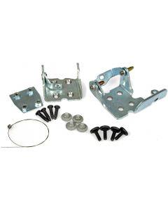Dorman MOT-924-111 OE Solutions™ Upper Right Door Hinge Assembly Front Small Image