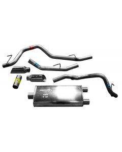 DynoMax WAL-39480 Ultra Flo™ Stainless Steel Cat-Back Dual Exhaust System Small Image