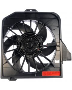 Dorman MOT-620-017 OE Solutions™ A/C Condenser Fan Assembly without Controller Small Image