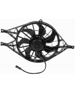 Dorman MOT-620-030 OE Solutions™ Radiator Fan Assembly without Controller Small Image