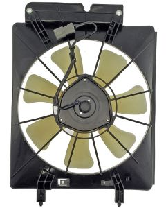 Dorman MOT-620-233 OE Solutions™ A/C Condenser Fan Assembly without Controller Small Image