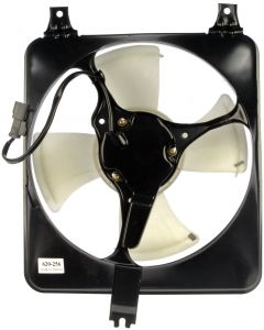 Dorman MOT-620-256 OE Solutions™ A/C Condenser Fan Assembly without Controller Small Image