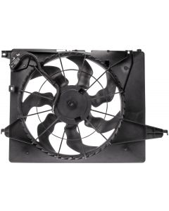 Dorman MOT-620-463 OE Solutions™ Radiator Single Fan Assembly without Controller Small Image