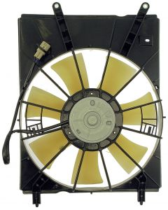 Dorman MOT-620-536 OE Solutions™ Radiator Fan Assembly without Controller Small Image