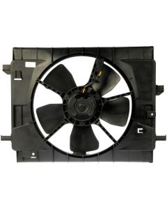 Dorman MOT-620-951 OE Solutions™ Radiator Fan Assembly without Controller Small Image