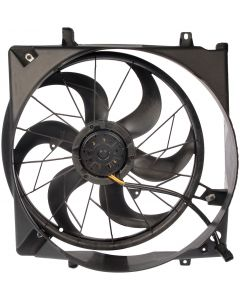 Dorman MOT-621-017 OE Solutions™ Radiator Fan Assembly without Controller Small Image