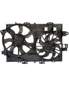 Dorman MOT-621-052 OE Solutions™ Radiator Fan Assembly without Controller Small Image